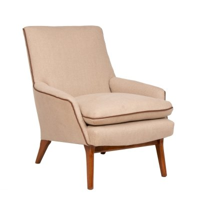 Midcentury Parker Knoll Occasional Chair, c.1960