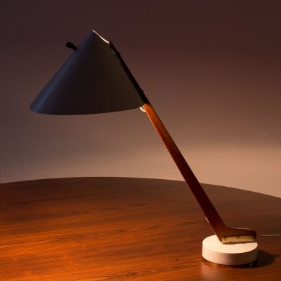 'B-54' Desk Lamp by Hans-Agne Jakobsson, Sweden 1950s