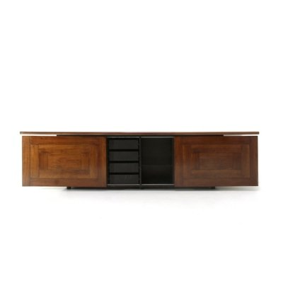 Two-door 'Sheraton' sideboard by Giotto Stoppino & Lodovico Acerbis for Acerbis, 1970s