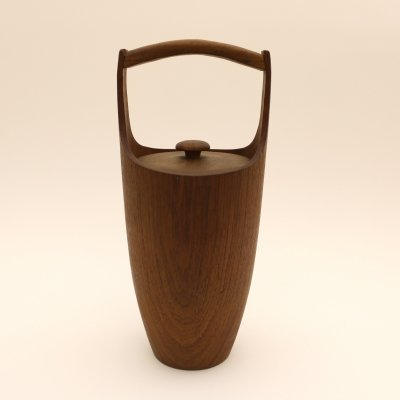 Reducta Teak Wine Cooler, Denmark 1960s