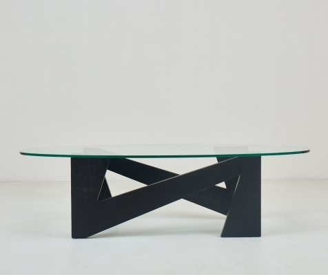 Emiel Veranneman coffee table, 1981