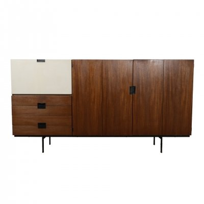 CU/Japanese series highboard by Cees Braakman, 1950s