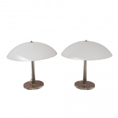 2 x Table light by Harco Loor, 1970s