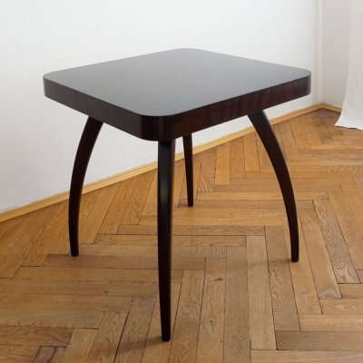 Art deco table H 259 by Jindřich Halabala, 1930s
