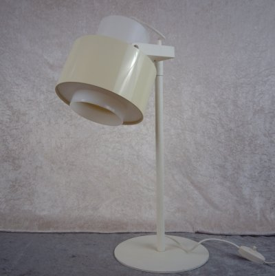 Cylindus tablelamp by Uno & Östen Kristiansson for Luxus, Sweden 1970's