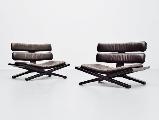 Sonja Wasseur Boedha chairs, Holland 1974