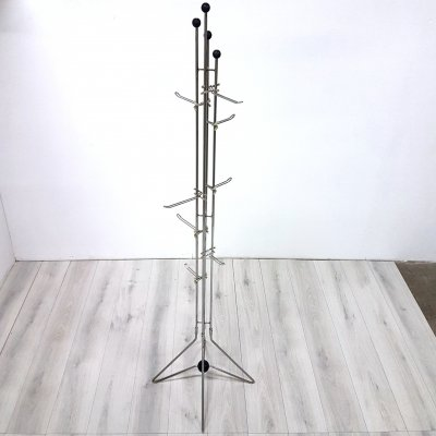 Modernist floostanding coat rack, 1970s
