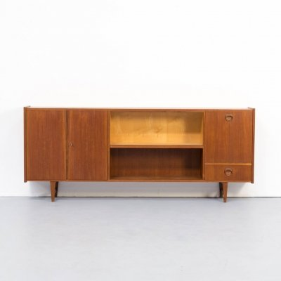 60s small teak sideboard