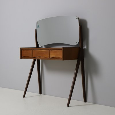 Dressing table in teak by Arne Vodder, Denmark 1960s