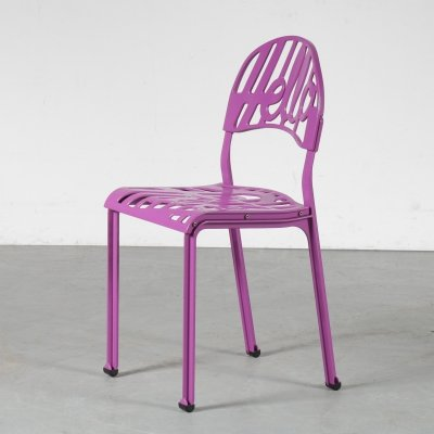 Hello There dining chair by Jeremy Harvey for Artifort, 1960s