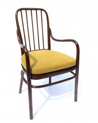 Armchair A63F by Josef Frank for Thonet, 1930s