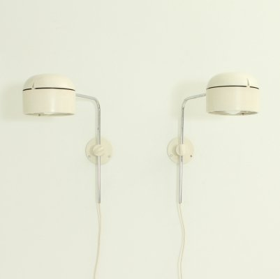 Pair of Adjustable Sconces Model 1175 by Staff, Germany