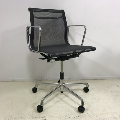 4 x EA117 office chair by Charles & Ray Eames for Vitra, 1990s