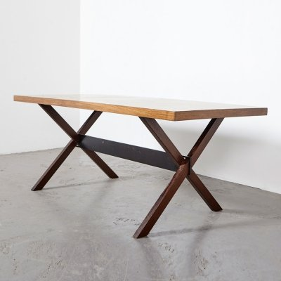 Metz & Co Wenge Dining Table, 1960s