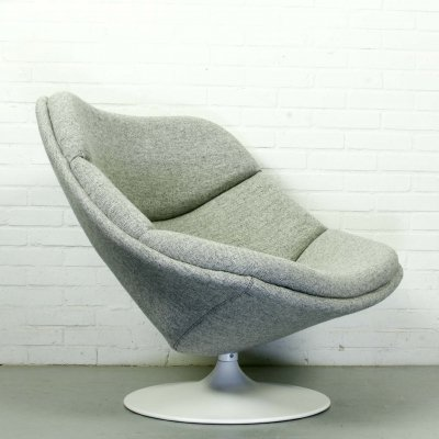 Original F557 chair by Pierre Paulin for Artifort, 1960s