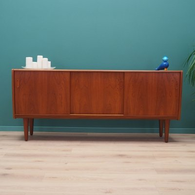 Teak sideboard by PMJ Viby J, Danish design 1970s