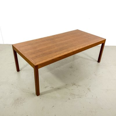 AT 17 coffee table by Hans J. Wegner for Andreas Tuck, 1960s