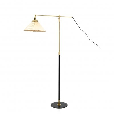 Le Klint Floor Lamp Model 349 by Aage Petersen