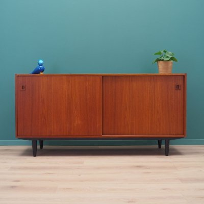 Danish design sideboard in teak, 1970s