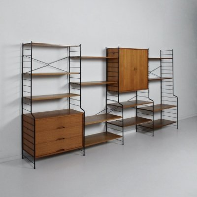 Vintage wall unit by WHB, Germany