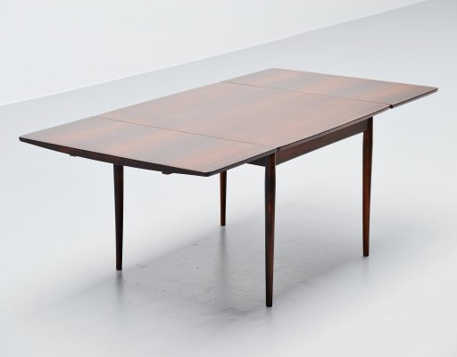 Arne Vodder table in rosewood for Sibast Mobler, 1960