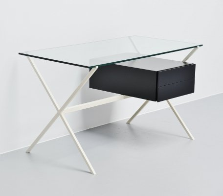 Franco Albini writing desk by Knoll International, 1949