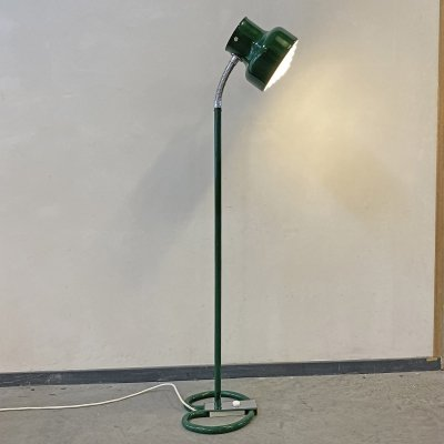 Green Bumling floor lamp by Anders Pehrson for Atelje Lyktan, Sweden 1960s