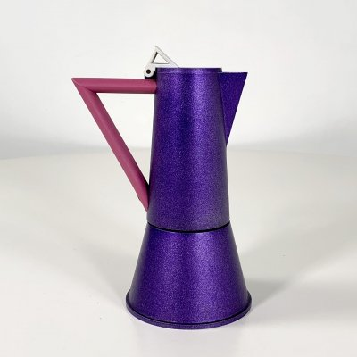 'Accademia' Series Coffee Pot by Ettore Sottsass for Lagostina, 1980s