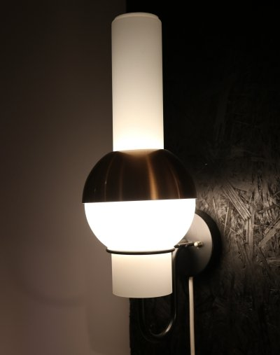 'Lucifer' Wall lamp by Raak, The Netherlands 1970's