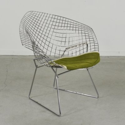 Harry Bertoia Diamond Chair for Knoll International, 1960s