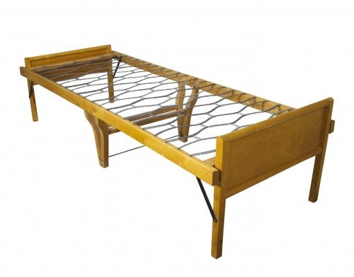 Swedish foldable Daybed in Ash
