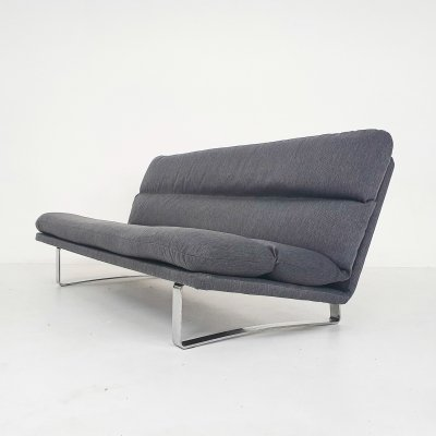 Kho Liang Ie for Artifort C683 sofa, The Netherlands 1968