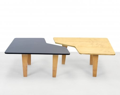 Model TB14 Combex Puzzle coffee table by Cees Braakman for Pastoe