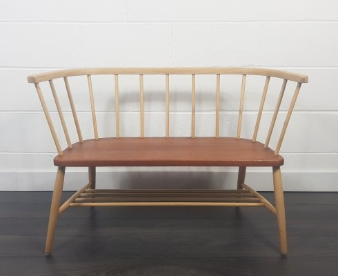 Chippy Heath Telephone Bench, 1950s