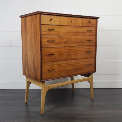 Alfred Cox Chest of Drawers, 1950s