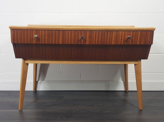 Alfred Cox Chest of Drawers/Console/Hallway Table, 1950s