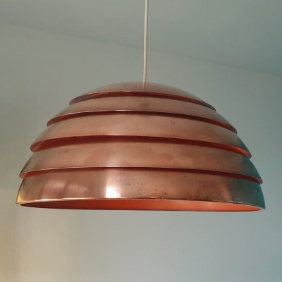 Beehive hanging lamp by Hans Agne Jakobsson for Hans Agne Jakobsson AB Markaryd, 1960s