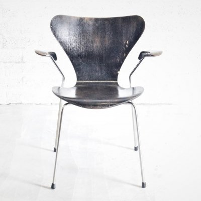 Series 7 Chair by Arne Jacobsen for Fritz Hansen, 1960s