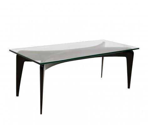 Coffee Table by Gio Ponti for Fontana Arte, 1930s