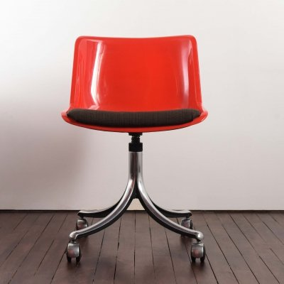 Modus swivel chair by Tecno Centro Progetto, 1972