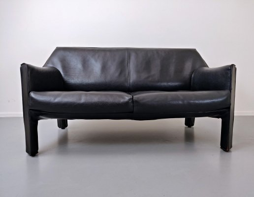415 Cab Sofa by Mario Bellini, Italy 1987