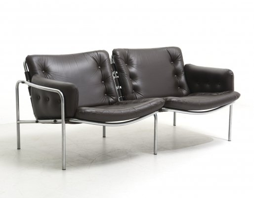 'Osaka' 2 Seat Sofa by Martin Visser for 't Spectrum, Netherlands 1969