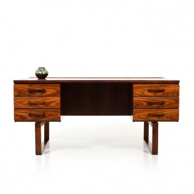 Danish Modern Desk by Kai Kristiansen for Preben Schou Andersen, c.1955