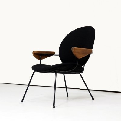 Fauteuil no. 302 by W.H.Gispen for Kembo, 1950s
