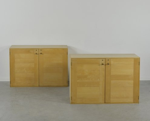 Danish storage cabinets by Jarl Heger for Bertil Johansson