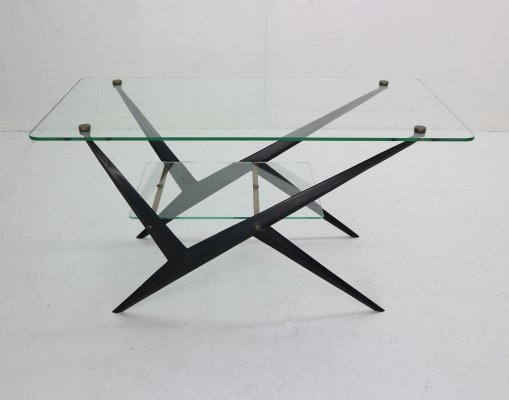Angelo Ostuni Cocktail or Coffee Table, Italy 1950s