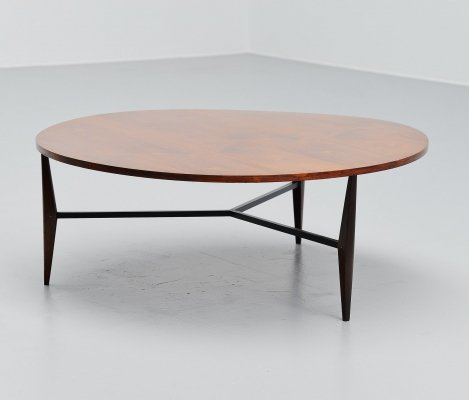 Harry Bertoia 401 coffee table by Knoll International USA, 1952