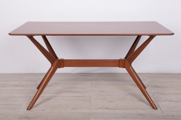 Teak 'Helicopter' Dining Table from G-Plan, 1960s