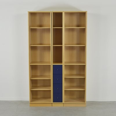 3 piece 'Mistral' bookshelves from Hammel Furniture