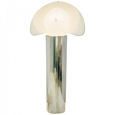 1st edition 'Chiara' Floor Lamp by Mario Bellini for Flos, 1960s